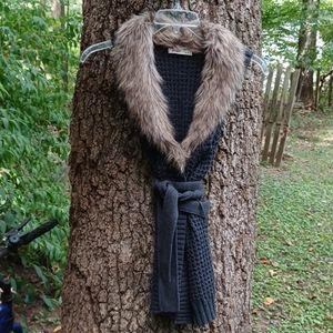 Old Navy vest.